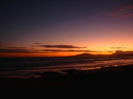 Sunset at Isabella