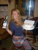 Birthday Treats! :D