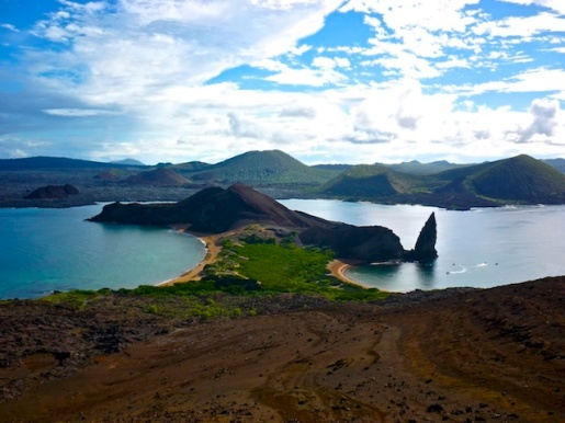 Bartolome, Galapagos Island