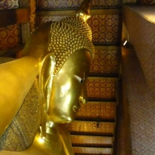 Reclining Buddah, Wat Pho