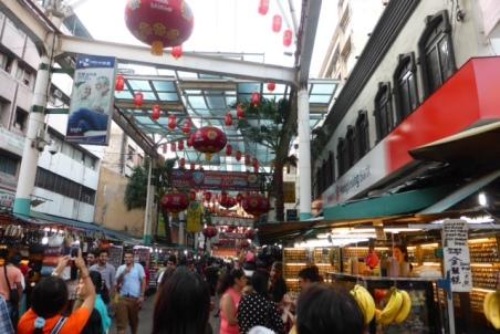 China Town - Kualar Lumpar
